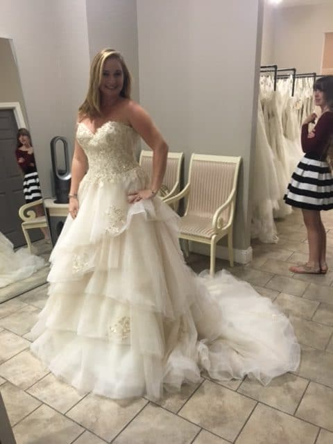 A Wedding Planners WeddingThe Wedding Dress Irie Matrimony