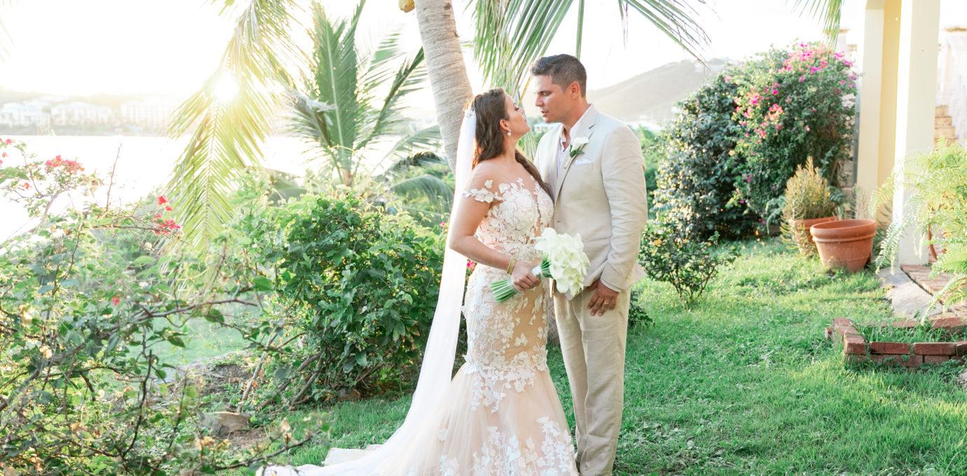 Villa Serenita Wedding in St thomas