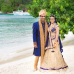 St. Thomas Wedding Meets Indian Wedding