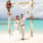 Cruise Ship Wedding in St. Thomas