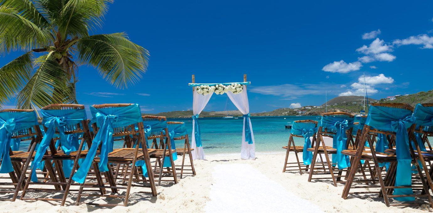Wedding in st thomas