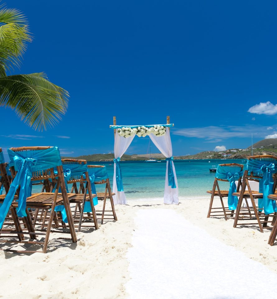 Wedding in st thomas