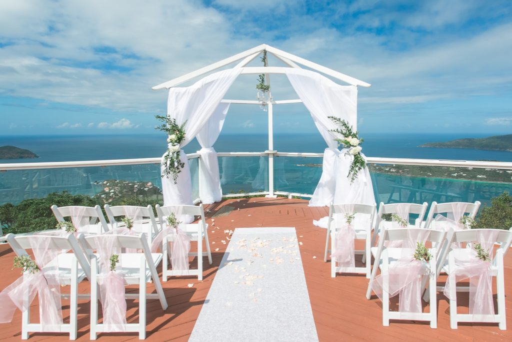 St. Thomas Weddings