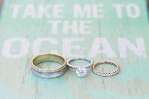 Ring Photo of Destination Wedding in St. Thomas