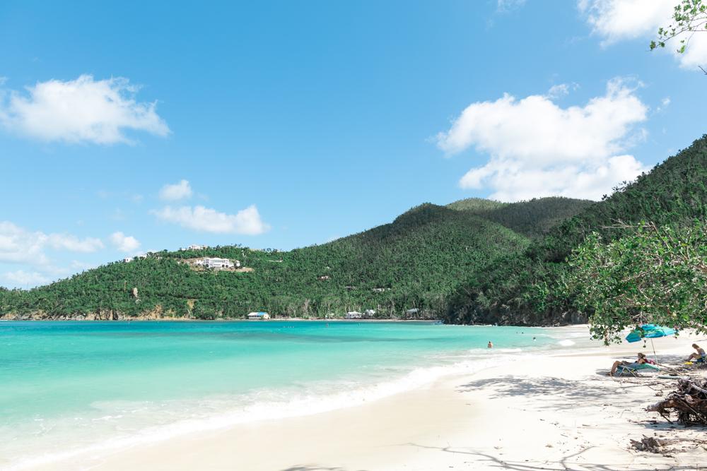 Beaches of St John