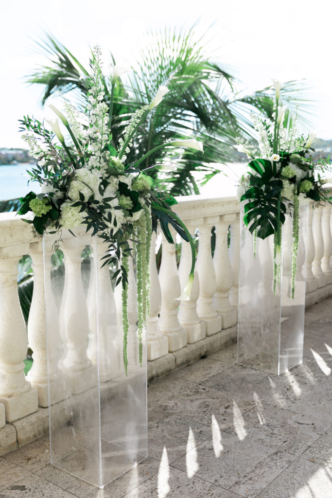 Villa Serenita Wedding in St Thomas