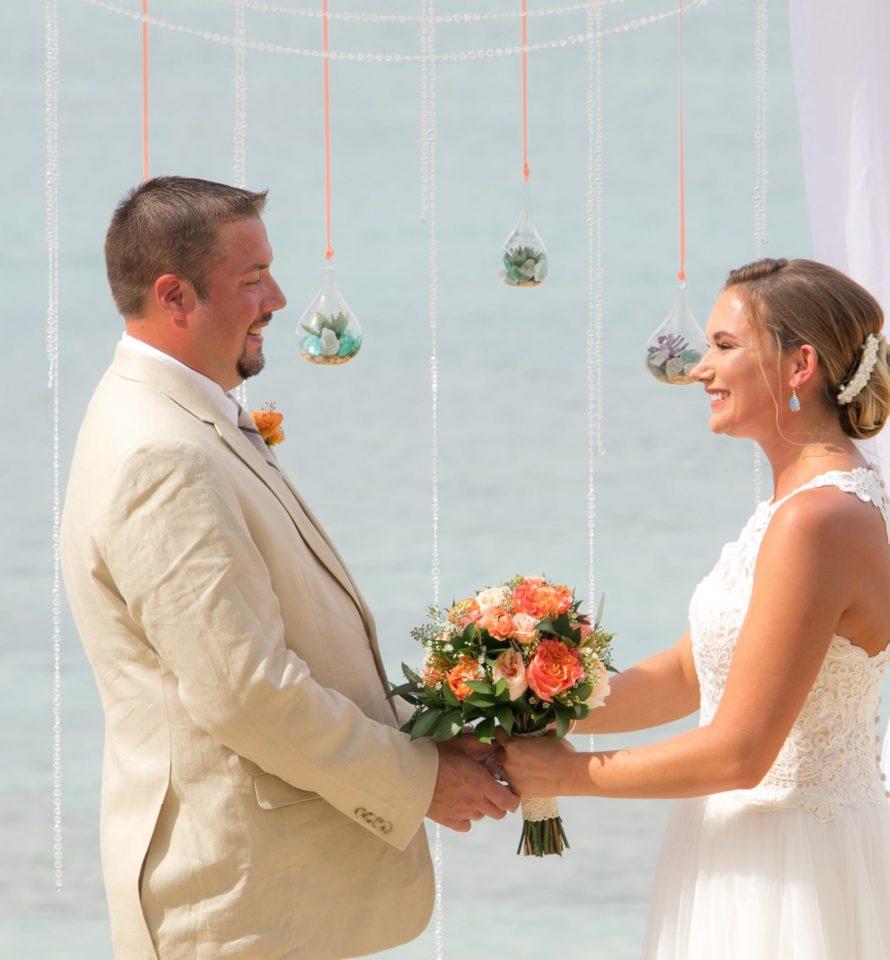 St. Thomas Wedding at Secret Harbour