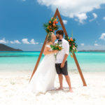 A Lindquist Beach Wedding with Jaw-Dropping Details