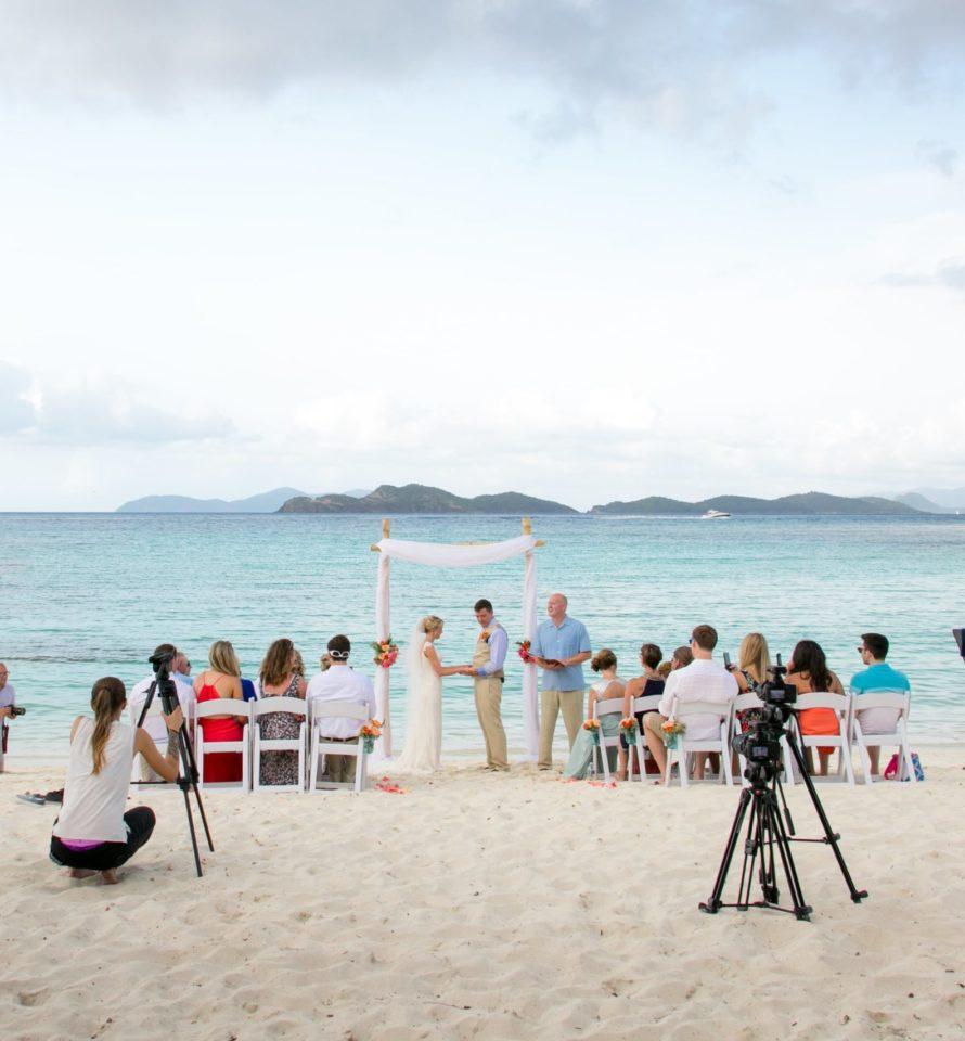 Behind Scenes Ceremony