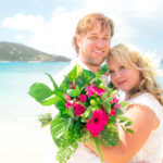 Post-Hurricane Francis Bay Wedding in St John