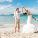 Another Secret Harbour Wedding in St Thomas