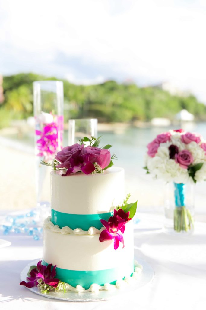 Secret Harbour wedding