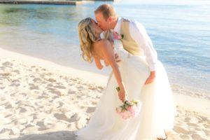 St. Thomas Island Wedding Dress