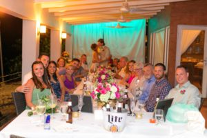 Destination Wedding Receptions