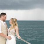 St Thomas Beach Wedding at Secret Harbour