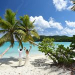 Maho Bay St John Wedding Day