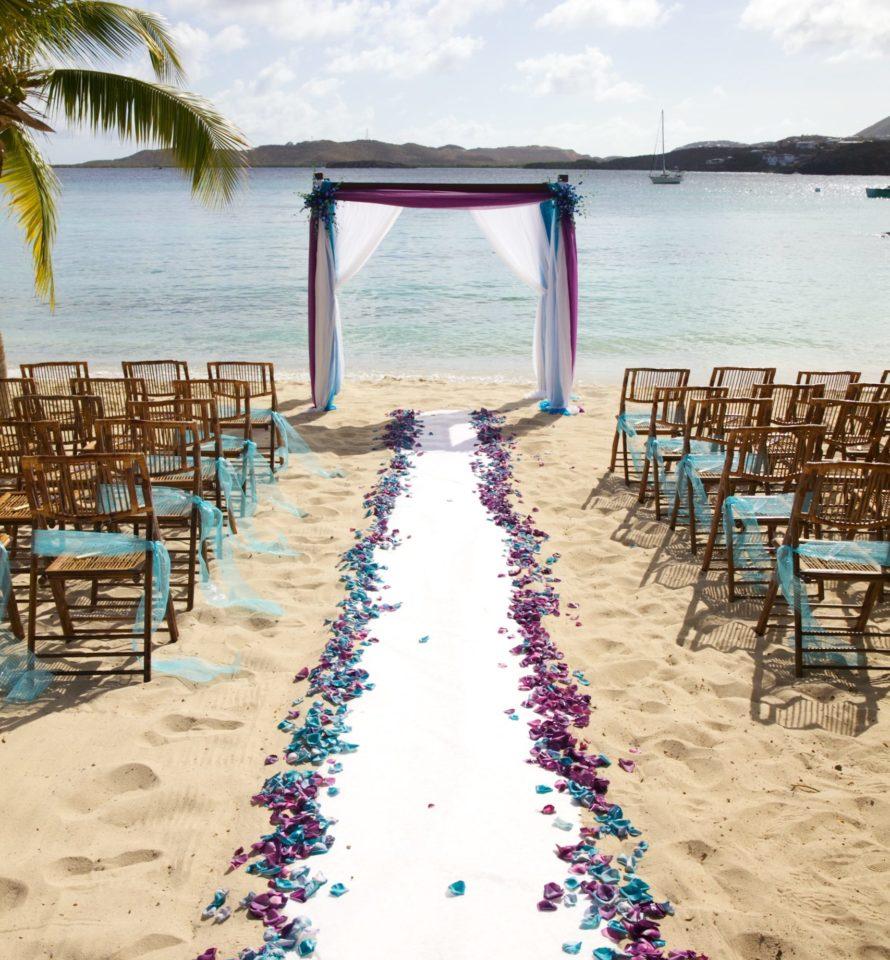 St. Thomas Wedding