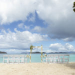 Lindquist Wedding in St Thomas | Blush Wedding