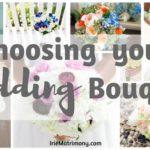 St. Thomas Wedding Bouquet