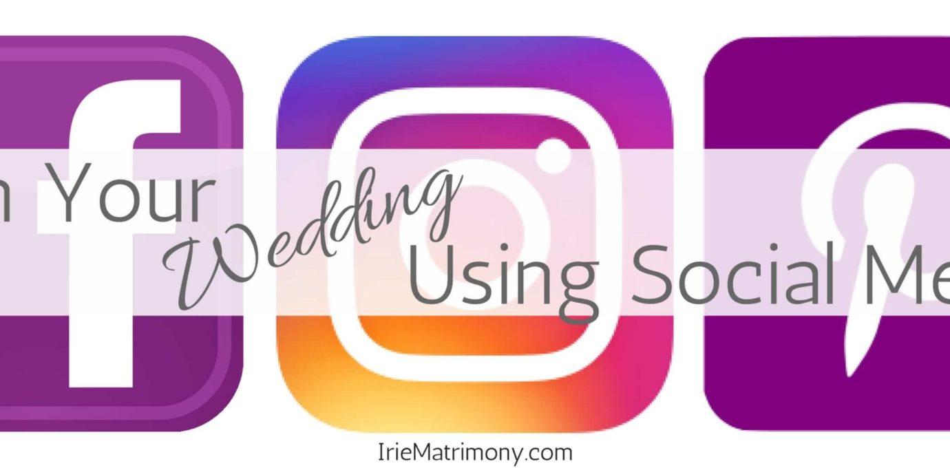 Social Media Wedding Planning