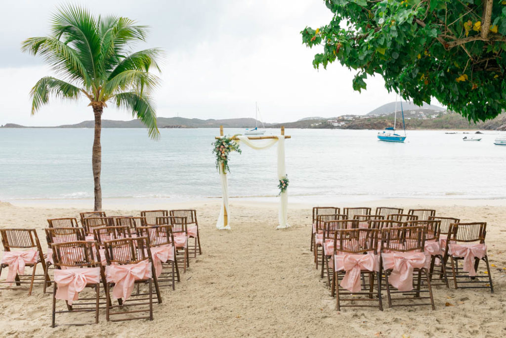 Secret Harbour St thomas Wedding