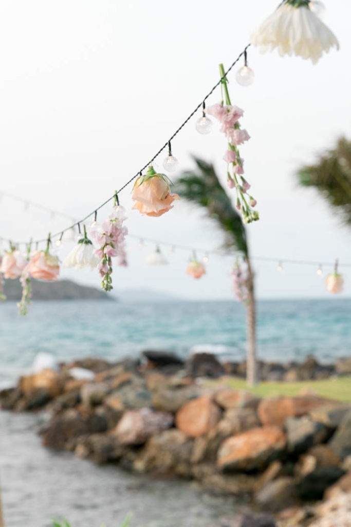 villa wedding in st thomas