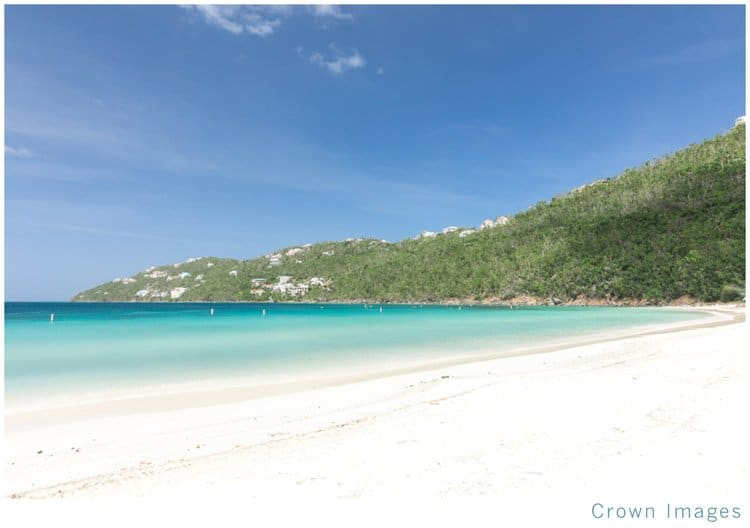 Beaches of St Thomas Magen's