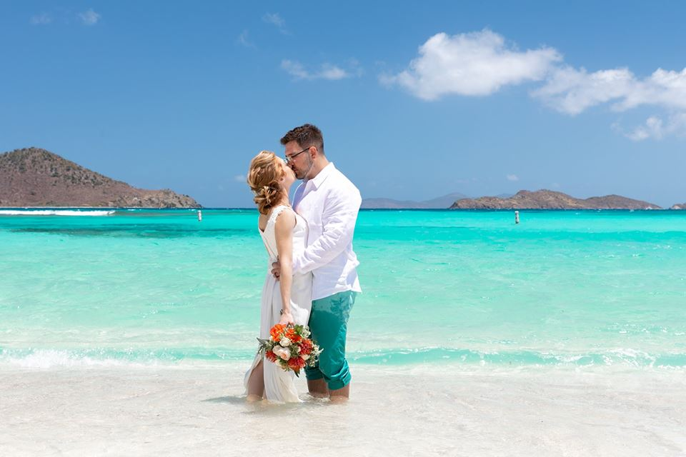 Lindquist Elopement in St THomas