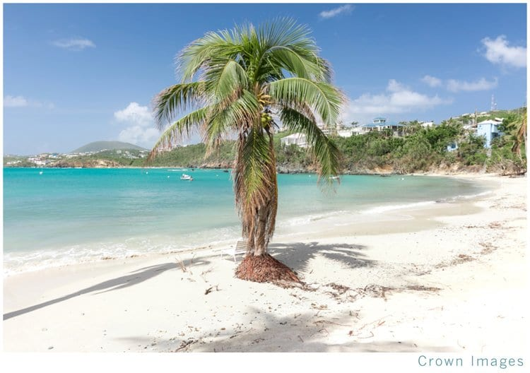 Beaches of St Thomas Secret Harbour