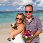 A Wedding Planner's Wedding Teams Up With Humane Society of St Thomas