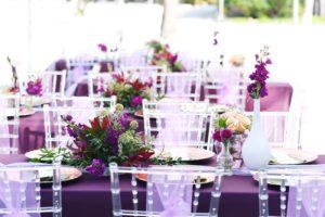 St Thomas Wedding Reception Details