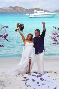 The St. Thomas Wedding Day